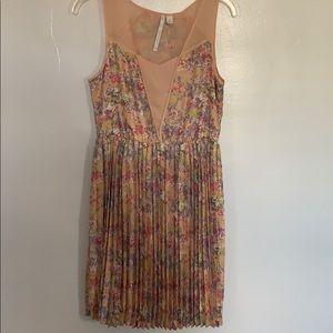 NWT pleated dress